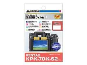 ハクバ写真産業 DGF2-PKP PENTAX KP / K-70 / K-S2 専用 液晶保護フィルム Ma・・・