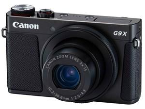キヤノン コンパクトデジタルカメラ PowerShot (ブラック) PSG9XMARKII-BK ブ・・・