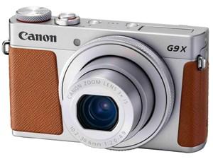 キヤノン コンパクトデジタルカメラ PowerShot (シルバー) PSG9XMARKII-SL シ・・・