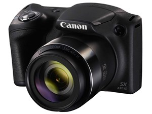 SDHC8GB付/Canon PowerShot SX430 IS【送料無料】