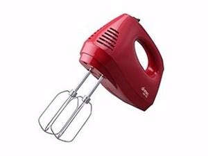 DRETEC 手間のかかるホイップもふんわり簡単!ハンドミキサー HM-706RD(レッ・・・