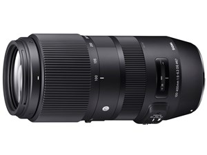 100-400mm F5-6.3 DG OS HSM [ニコン用]