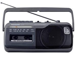 パナソニック AM/ワイドFMラジオに対応したラジオ RX-M45-Hグレ・・・