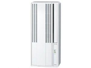 コロナ 窓用エアコン 冷房専用 おもに4~6畳用 シェルホワイトCW-1617-W・・・