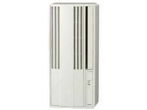 コロナ 窓用エアコン 冷房専用 おもに4.5~7畳用 シェルホワイト CW-1817-・・・