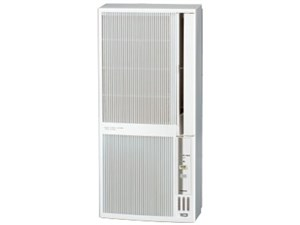 コロナ 窓用エアコン おもに4.5~7畳用 シェルホワイト CWH-A1817-・・・