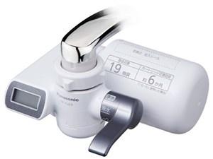 パナソニック【Panasonic】蛇口直結型 浄水器 TK-CJ23-H★【TKCJ23H・・・