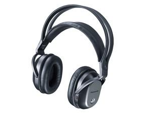パナソニック デジタルワイヤレスサラウンドヘッドホンシステム RP-WF70-K ・・・