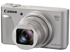 【SDHCメモリーカード8GB付】キヤノン光学40倍ズーム PowerShot SX730 HS・・・