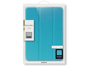 LEPLUS Clear Note LP-IPP10LCBL [ブルー]