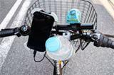 """自転車に乗りながら""""スマホの充電""""ができちゃうお役立ちアイテム"""