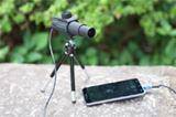 スマホで撮影できる「70倍望遠カメラ」 その威力とは?