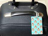 無くさぬ先のネームタグ!スーツケース取り違えを未然に防ごう!