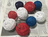 【DIY中級】材料は風船と糸。おしゃれなランプの作り方