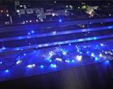 電気代0! ソーラー充電式LEDライトでお得に飾り付け♪