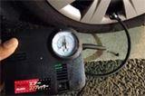 """実験でわかった! タイヤの空気圧""""ちょい高め""""で燃費がよくなる"""