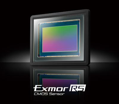 世界初(*1)メモリー一体1.0型積層型Exmor RS(R) CMOSセンサー搭載