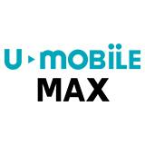 U-mobile MAX 25GB 通話プラス