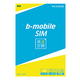 b-mobileSIM 25GB定額