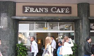 Fran's Café(フランス・カフェ)