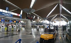KLIA(クアラルンプール国際空港)