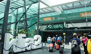 KLIA2(クアラルンプール国際空港 新LCCターミナル)