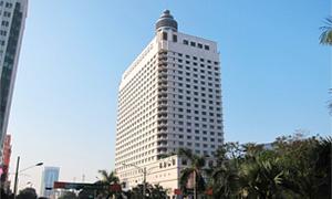 スーレーシャングリラ・ヤンゴン(旧トレーダーズホテル)