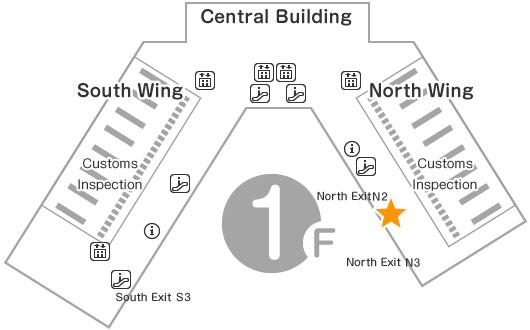 North Wing 1F XCOM Global Counter
