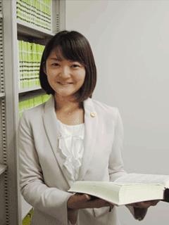 東京フロンティア基金法律事務所 弁護士 橋爪愛来(はしづめ・あき)