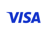 図:VISA(ビザ)ロゴ