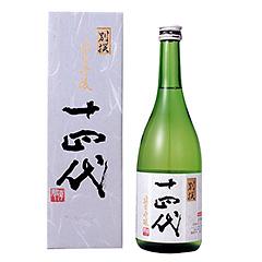 十四代 純米吟醸酒の画像