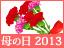 母の日特集2013〜幸せを届ける人気プレゼントランキング〜
