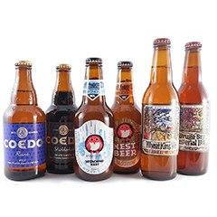 日本のビール飲み比べセット 商品画像