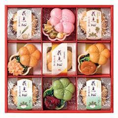 辻が花 京のお茶漬と京野菜お吸物詰合せ 商品画像