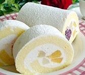 サン・ドミニク フルーツロールケーキ