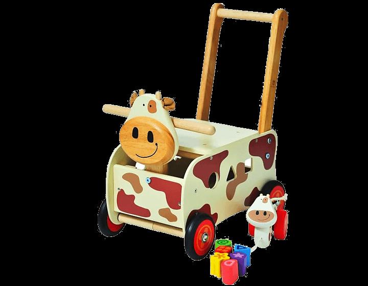 2位 木製のおもちゃ