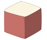 立方体(キューブ)