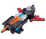 宇宙戦隊キュウレンジャー キュータマ合体01.03.05.07.09 DXキュウレンオー