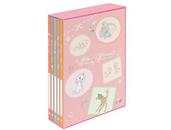 ナカバヤシ ディズニークラシック L判3段5冊BOX