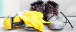 「安全靴の種類」