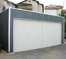 車庫・バイク車庫