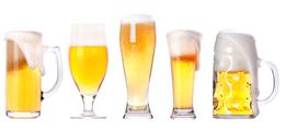 ビアグラスを選ぶ