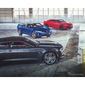 シボレー カマロ 新型、11月11日発売決定…516万2400円より