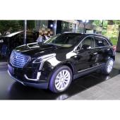 GMがキャデラックの新型SUV「XT5クロスオーバー」を日本に導入
