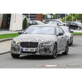 BMW M3 にジャガーから対抗馬…XE に550馬力の「SVR」登場か