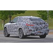 BMW X4 にもM社直系スポーツ登場…470馬力で2018年秋発表か