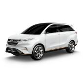 ダイハツ、小型車のコンセプトカー2台を発表