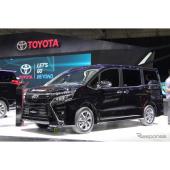 【インドネシアモーターショー2017】トヨタ、ヴォクシー を投入…アルファード/ヴェルファイア に続け