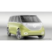 VWの新世代 マイクロバス、EVで市販化が決定