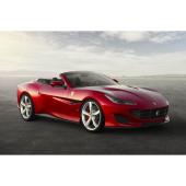 フェラーリが新型車「ポルトフィーノ」を発表